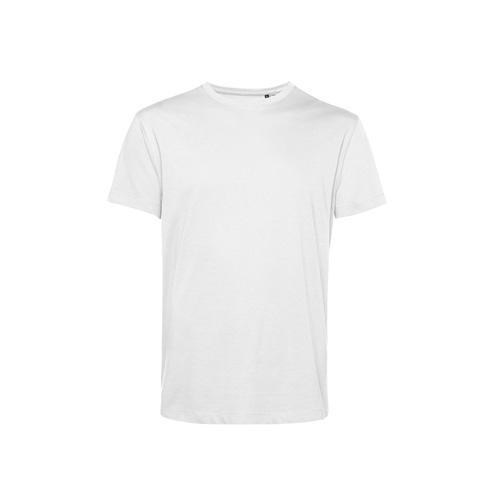 Basic t-shirt organisch wit