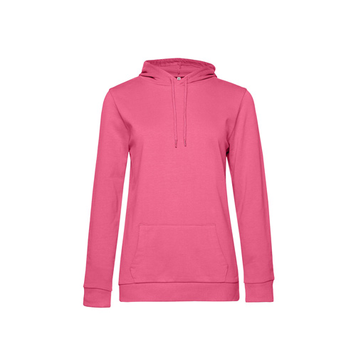 Budget hoodie dames roze
