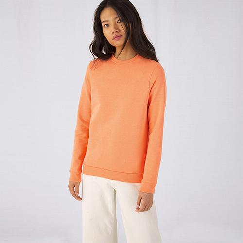 Budget sweater dames bedrukken