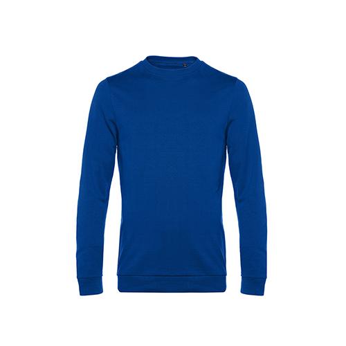 Budget sweater unisex blauw