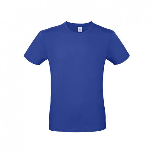 Budget t-shirt blauw