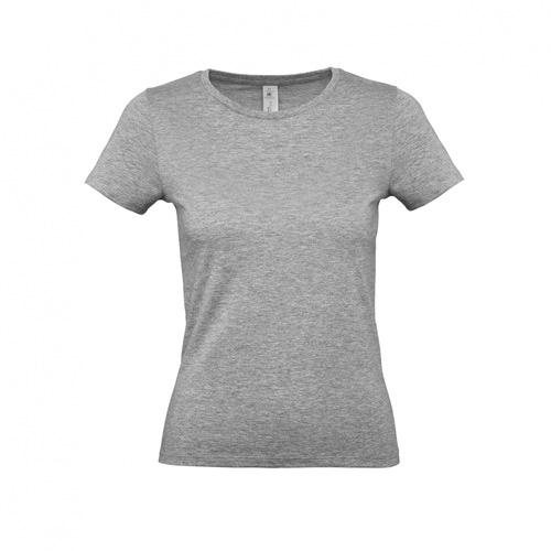 Budget t-shirt dames grijs
