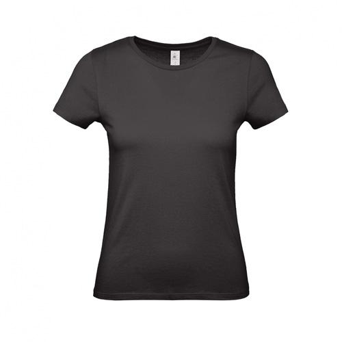 Budget t-shirt dames zwart