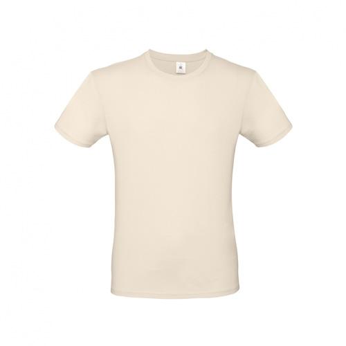 Budget t-shirt gebroken wit