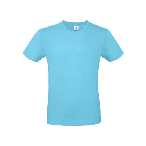 Budget t-shirt lichtblauw