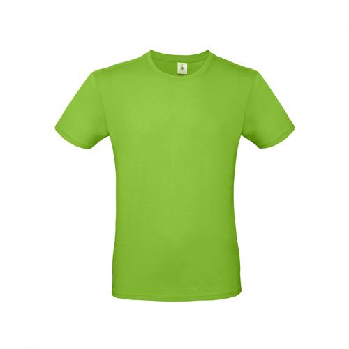 Budget t-shirt lichtgroen