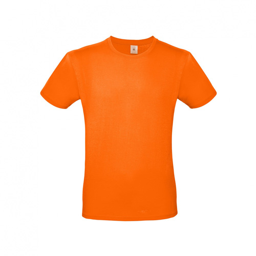 Budget t-shirt oranje