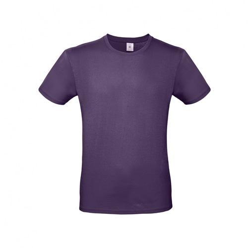 Budget t-shirt paars