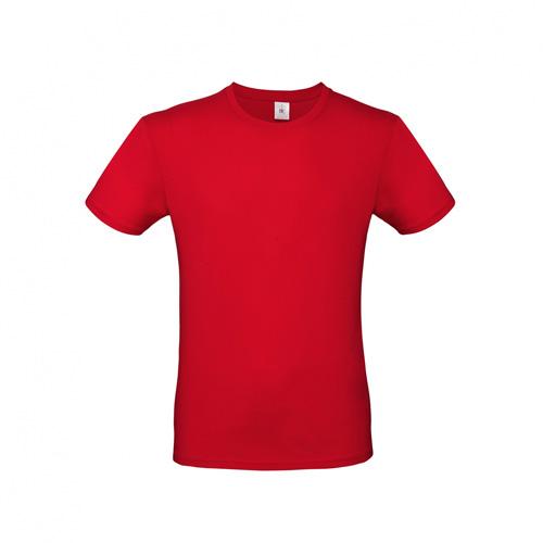 Budget t-shirt rood