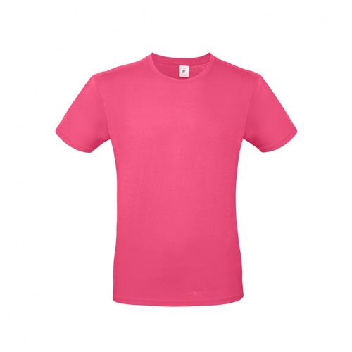 Budget t-shirt roze