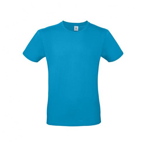 Budget t-shirt turqoise