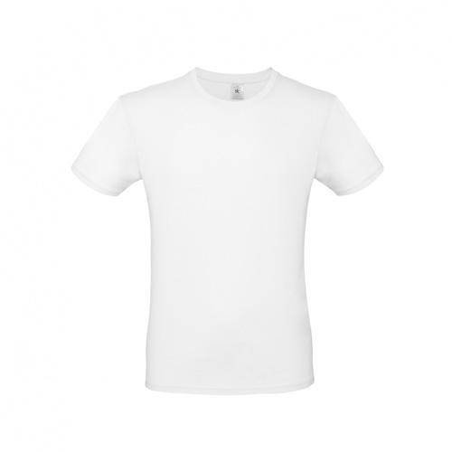 Budget t-shirt wit