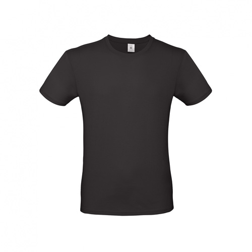 Budget t-shirt zwart