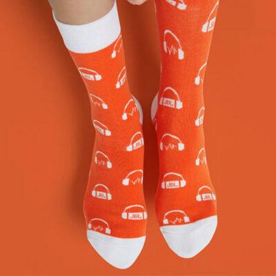 Custom made sokken