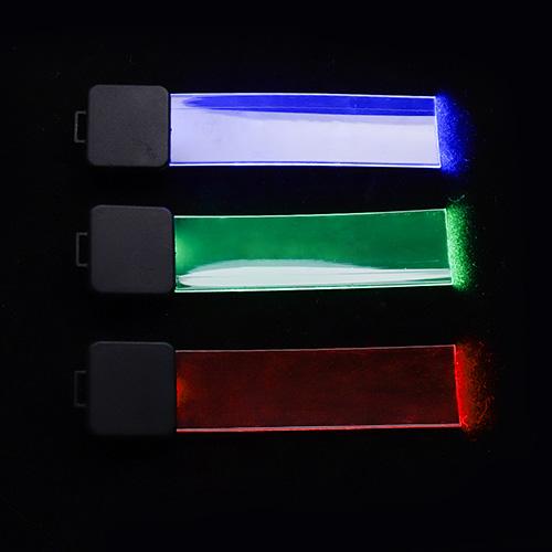 LED sleutelhanger donker