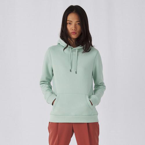 Premium hoodie dames bedrukken