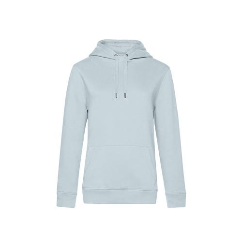 Premium hoodie dames pastel blauw
