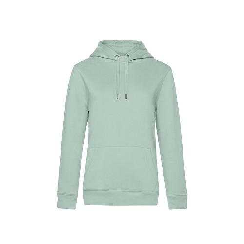 Premium hoodie dames pastel groen