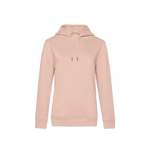 Premium hoodie dames pastel roze