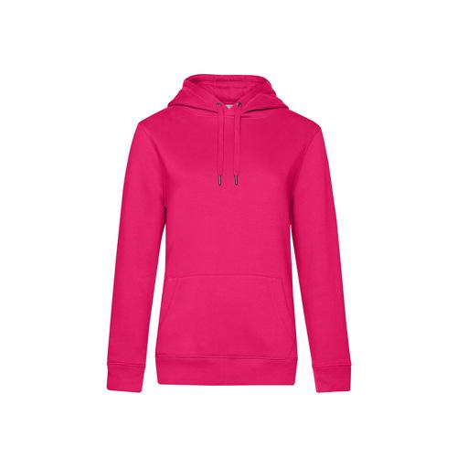Premium hoodie dames roze