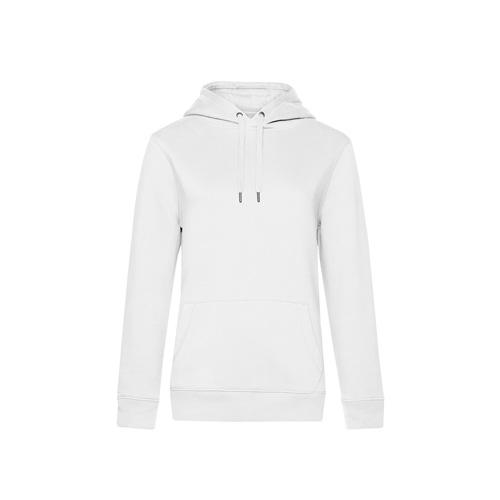 Premium hoodie dames wit