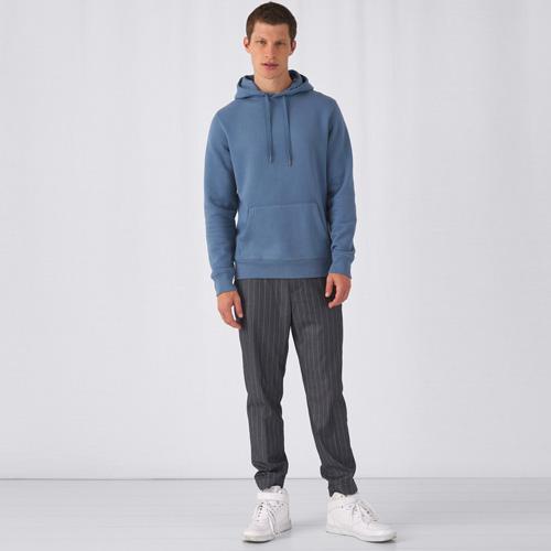 Premium hoodie unisex bedrukken