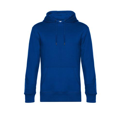 Premium hoodie unisex blauw