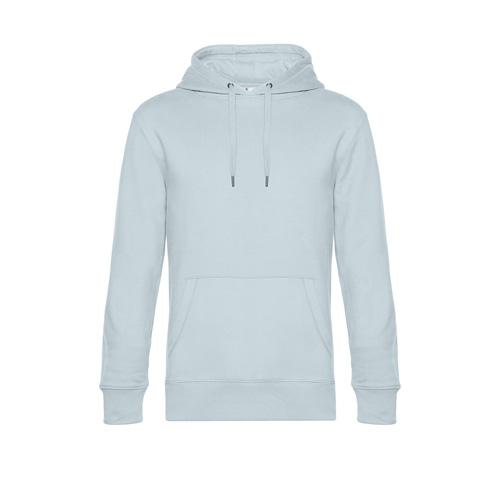 Premium hoodie unisex pastel blauw