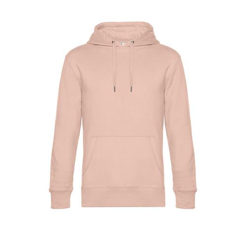 Premium hoodie unisex pastel roze