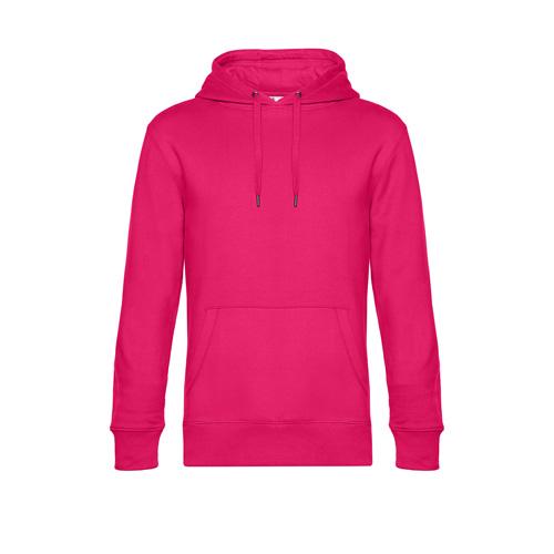 Premium hoodie unisex roze