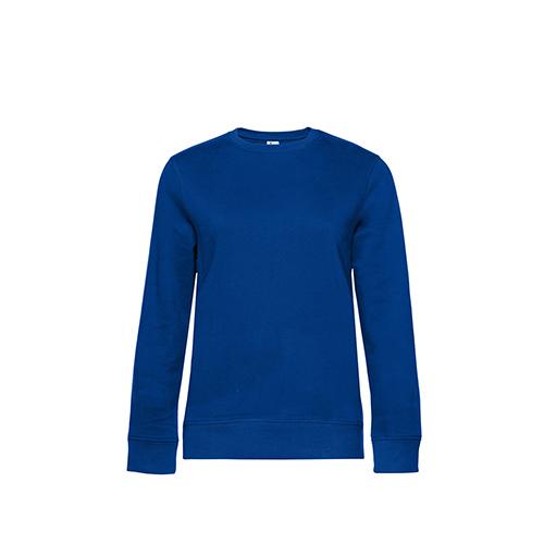 Premium sweater dames blauw