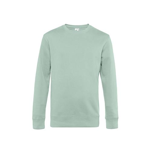 Premium sweater pastel groen