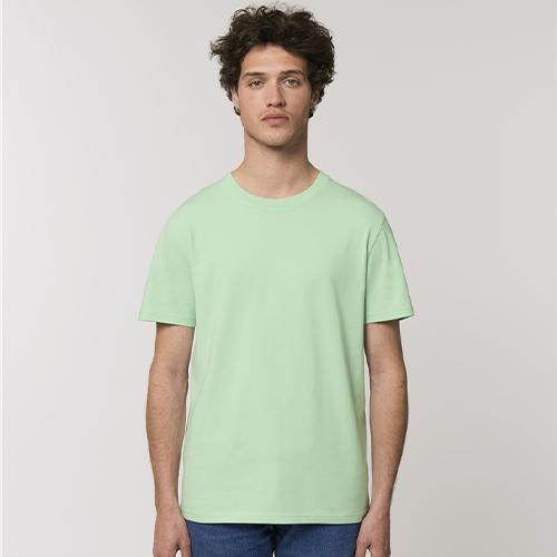 Premium t-shirt biologisch bedrukken
