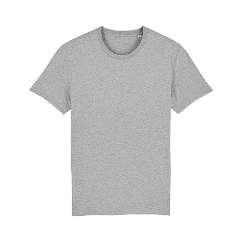 Premium t-shirt biologisch grijs