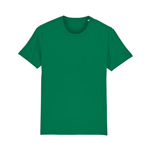 Premium t-shirt biologisch groen