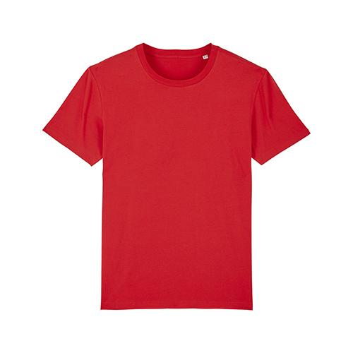 Premium t-shirt biologisch rood