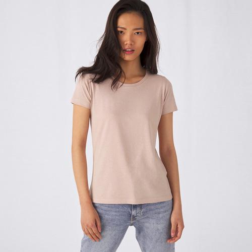 T-shirt biologisch dames bedrukken