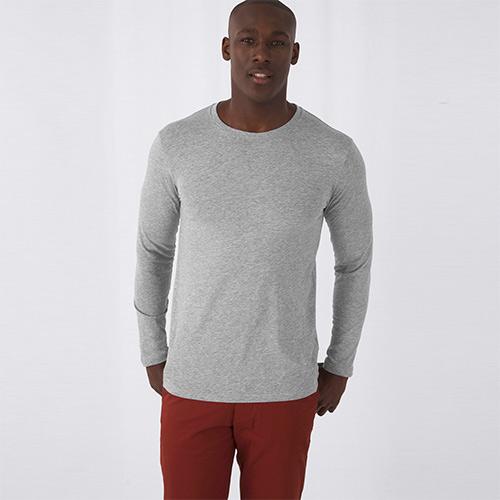 T-shirt longsleeve bedrukken