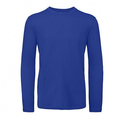 T-shirt longsleeve blauw