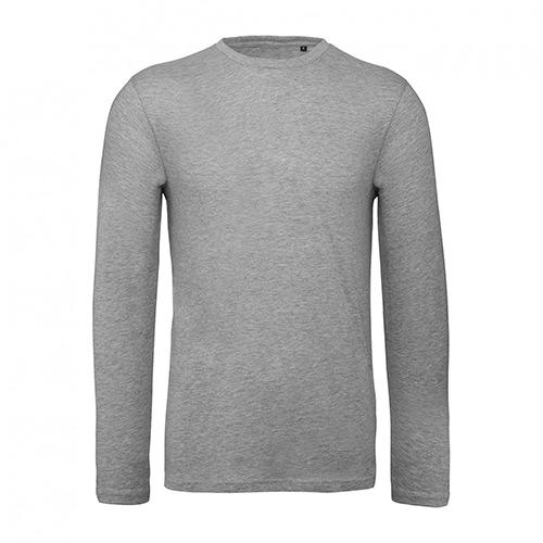 T-shirt longsleeve grijs