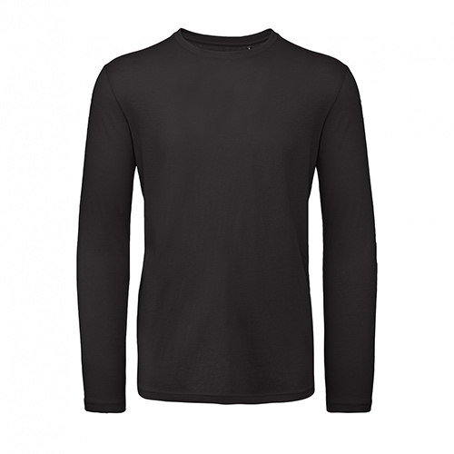 T-shirt longsleeve zwart