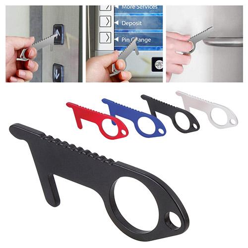 Aluminium no touch key sleutel