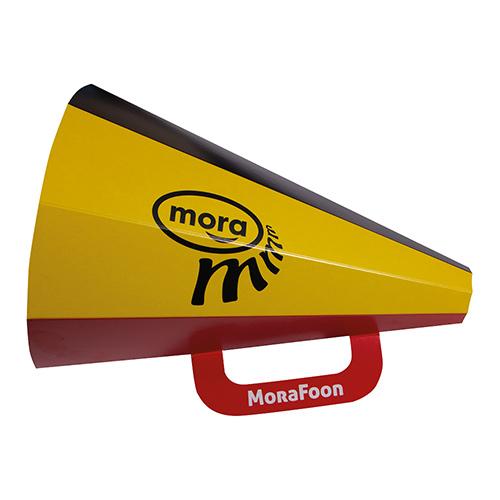 Papieren megafoon toeter