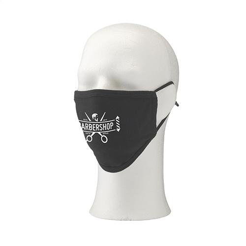 Premium mondmasker katoen bedrukken