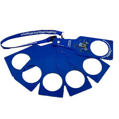 Cupkeeper blauw