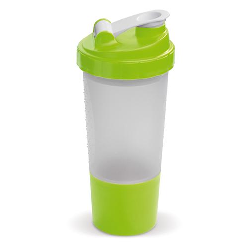 Shaker groen 500ml
