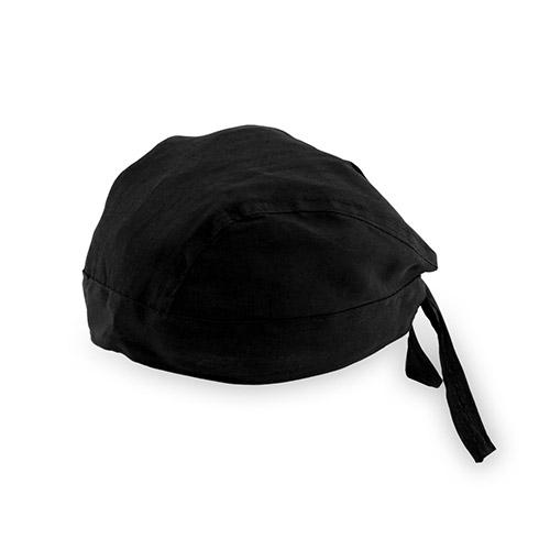 Bandana hoofdband zwart