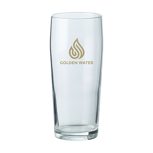 Bierglas fluitje 180ml met logo