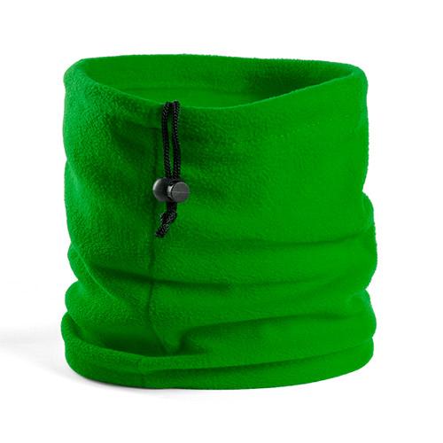 Colsjaal muts groen