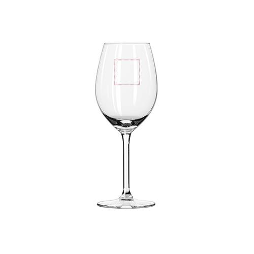 Esprit wijnglas 320 ml bedrukken